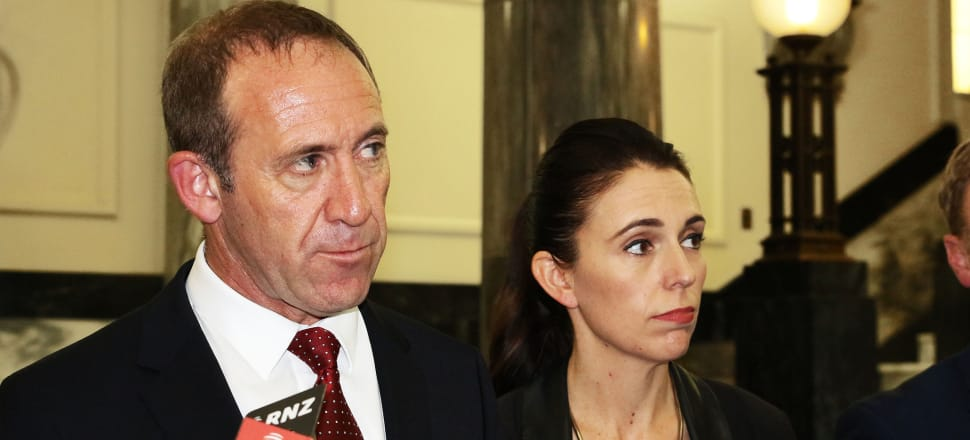 Jacinda Ardern instructed Andrew Little to begin the process of reforming New Zealand's abortion law. Photo: Lynn Grieveson