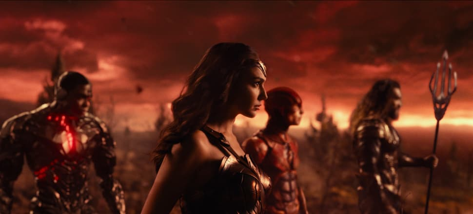 At least Gal Gadot's character Diana Prince is less wooden this time around. Photo: Warner bros pictures/roadshow entertainment