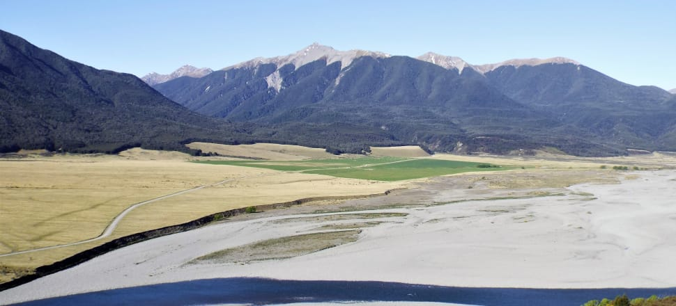 Canterbury's Mt White Station is the entrance to Arthur's Pass National Park. Photo: Supplied
