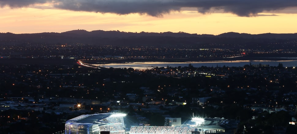 This is Eden Park's sixth attempt to win approval to hold concerts. Photo: Getty Images