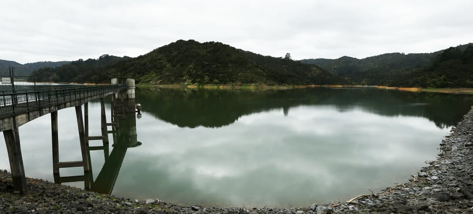 Two-thirds of Auckland's water comes from the dams around the Hunua Ranges. Photo: Getty Images