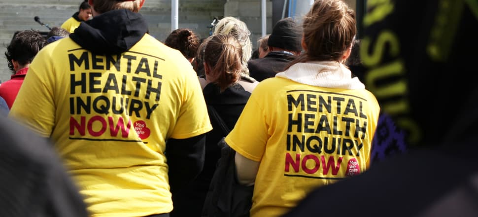 Mental health and addictions inquiry: Are legislative changes the answer? Photo: Lynn Grieveson