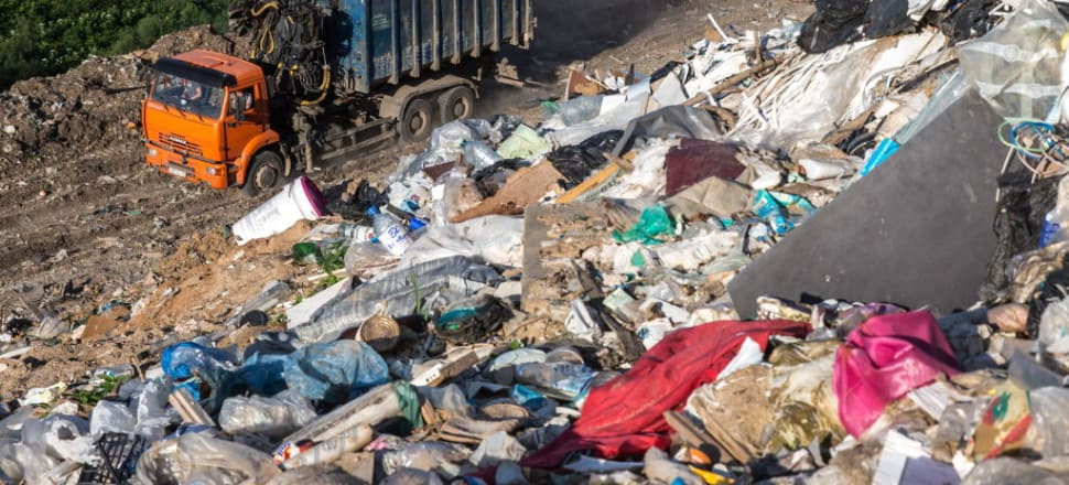 The Waste Levy Action group wants a big hike in the levy on rubbish sent to landfill. Photo: Getty Images