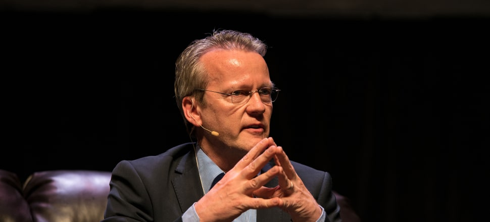 Education reform expert Pasi Sahlberg. Photo: Supplied