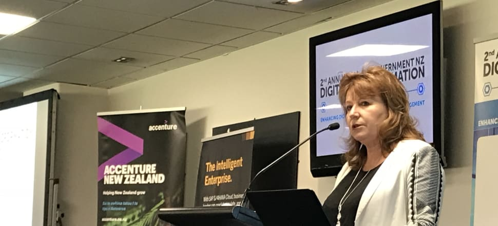 Digital Services Minister Clare Curran believes big tech companies are using the data they are collecting to experiment on the global population. Photo: Shane Cowlishaw