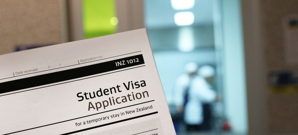 The Government appears to be backing down from its plan to stop international students from working during their studies. Photo: Lynn Grieveson