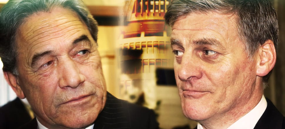 Bill English will have to make concessions to Winston Peters. Photo: Lynn Grieveson