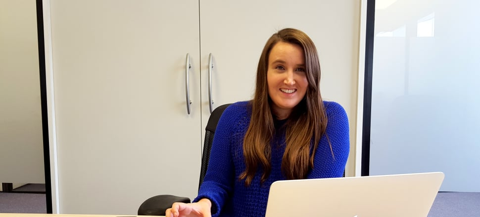 Alix Coysh is about to begin her PhD, using the ground-breaking science of bioinformatics to make new inroads into understanding the genetics of cancer. Photo: Supplied