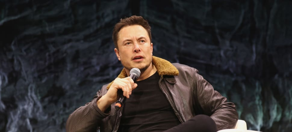 "Elon Must ruffled some feathers when he said AI was an ""existential threat for human civilisation"". Photo: Getty Images"