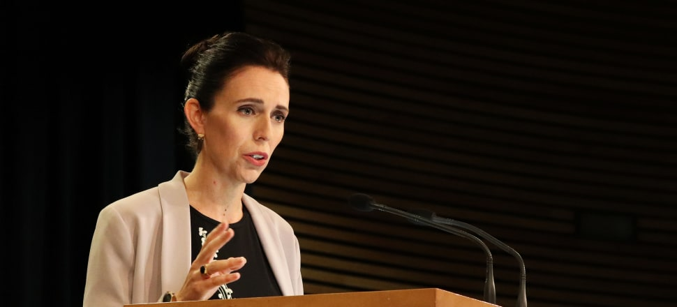 PM Jacinda Ardern said she didn't feel it was possible for a media outlet to cyberbully an individual or organisation through news coverage. Photo: Lynn Grieveson