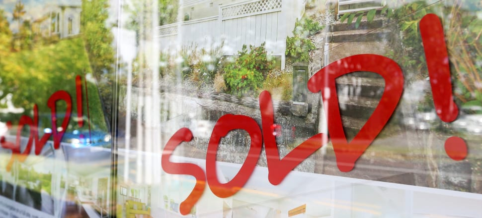 Massive house price rises have ensured NZ real estate agents are raking in the commissions. Photo: Getty Images