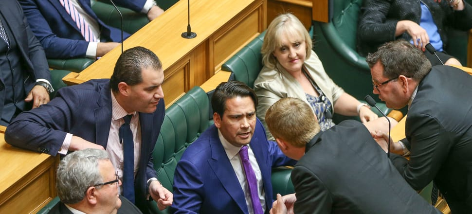 The Government and the Opposition have been embroiled in a spat over written questions. Photo: Hagen Hopkins/Getty Images.