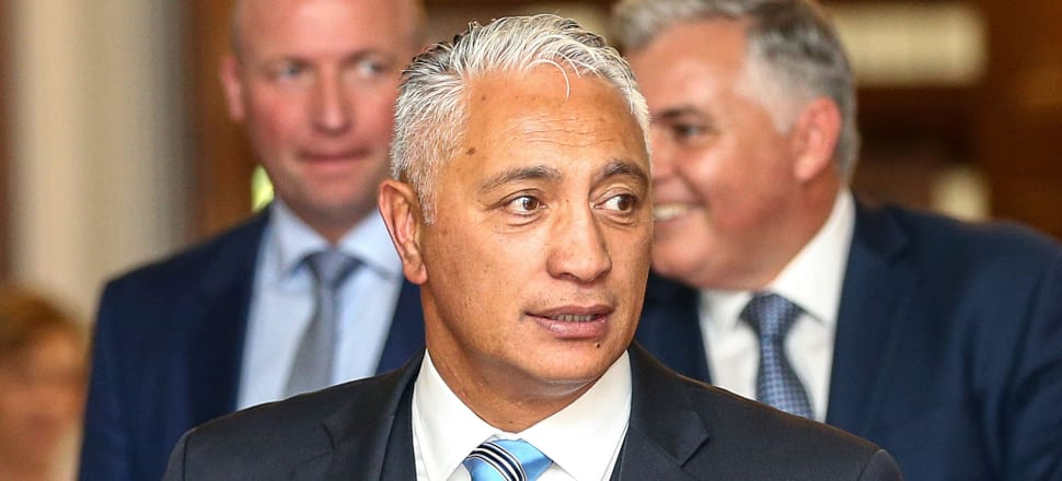 Alfred Ngaro led the charge against critics of the Government's performance on housing. Photo: Getty Images