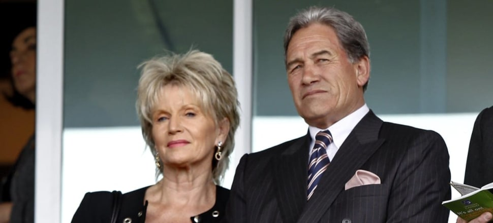 Winston Peters' superannuation overpayment became known after partner Jan Trotman applied for her payment. Photo: Getty Images