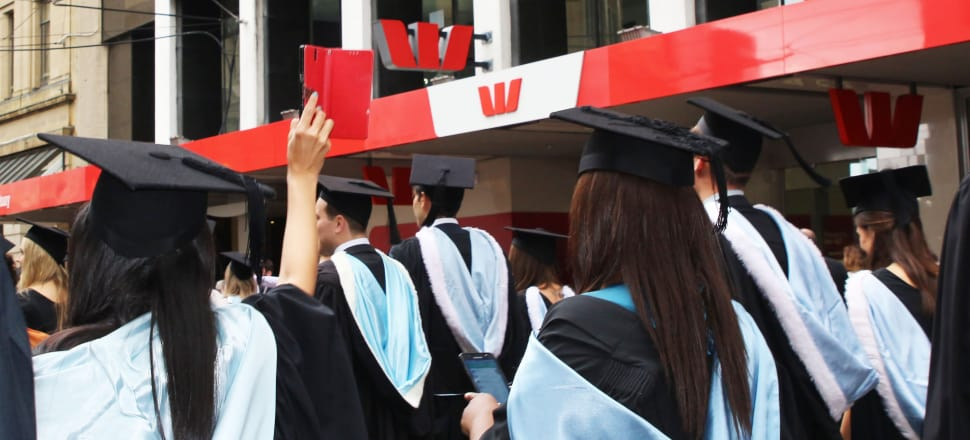 Documents show the IRD spends more effort chasing down student loan borrowers than property speculators. Photo: Lynn Grieveson