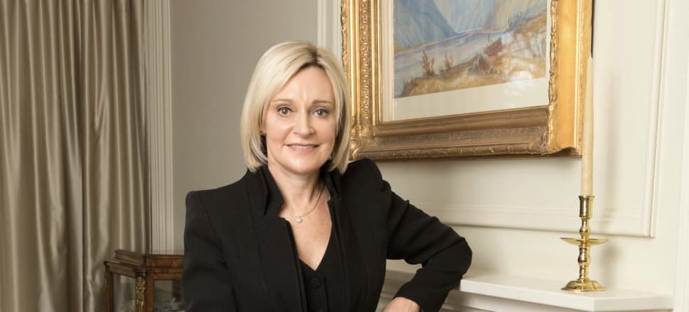 Liz Coutts plans to tackle issues of workplace diversity in her new role. Photo: Supplied