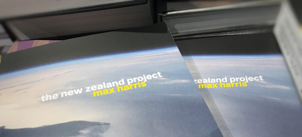 'The New Zealand Project' by Max Harris canvasses a broad spectrum of politics and policy, writes Thomas Coughlan. Photo: Troy Rawhiti-Forbes