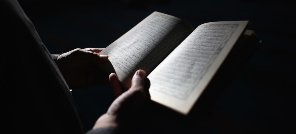The Koran says those who leave Islam will be subject to a 'great torment'. Photo: Getty Images
