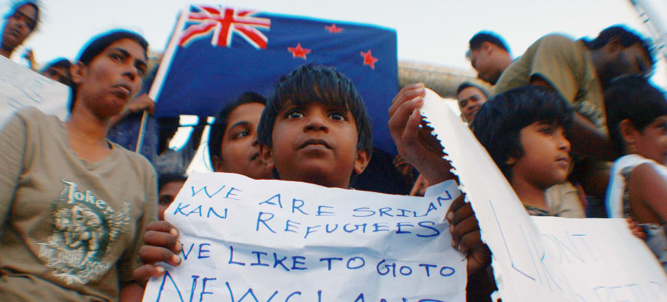 Refugees value education, frequently express a desire to contribute positively to this country, and demonstrate a humility and maturity born of years of struggle, Sara Kindon. Photo: Getty Images