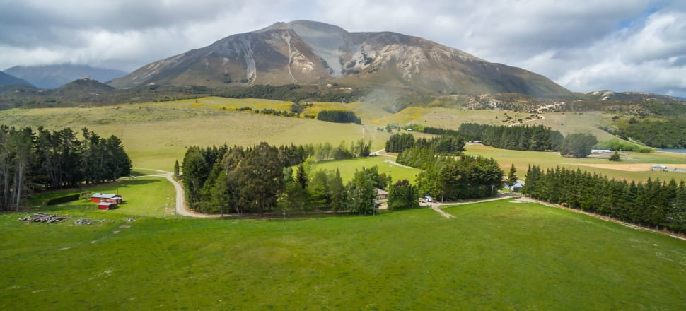 The Crown pastoral lease over Canterbury's 40,000-hectare Mt White Station has been bought by Czech businessman Lukas Travnicek. Photo: Colliers