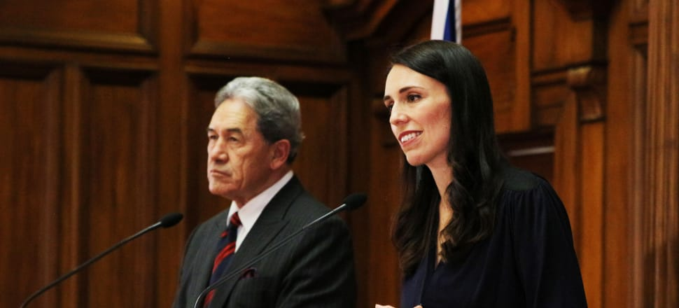 Chief Ombudsman Peter Boshier has provisionally backed Prime Minister Jacinda Ardern's decision to withhold a coalition document mentioned by Deputy Prime Minister Winston Peters. Photo: Lynn Grieveson.