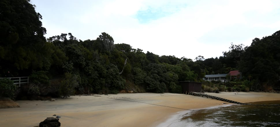 A general view of Post Office Cove in Stewart Island. Photo: Getty Images
