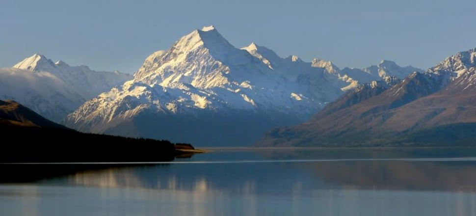 The site is 40 metres from the shore of Lake Pukaki. Photo: Bernard Spragg