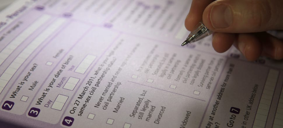 Eighty percent of Kiwis will get online codes as opposed to paper forms in next year's census. File photo: Getty Images