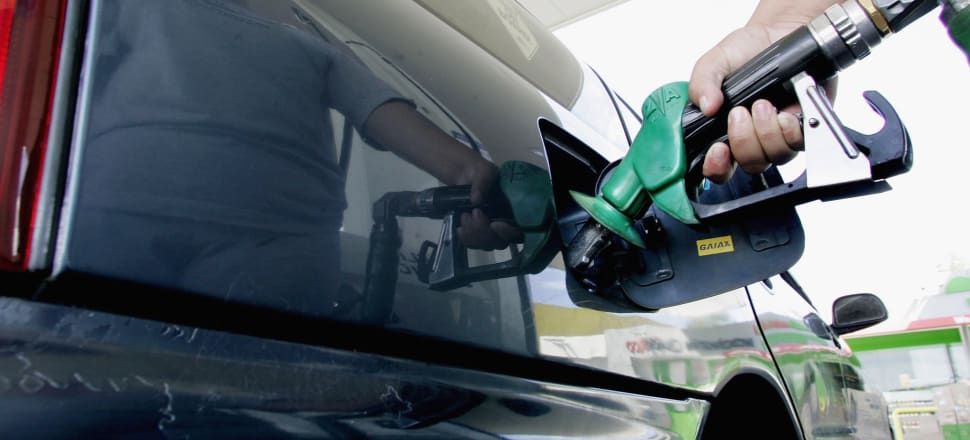 Consumers are currently paying up to 16c less per litre for fuel than they did last month. Photo: Getty Images