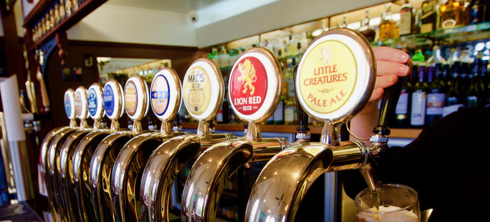 The alcohol industry has appealed most local plans intended to reduce alcohol harm. Photo: John Sefton