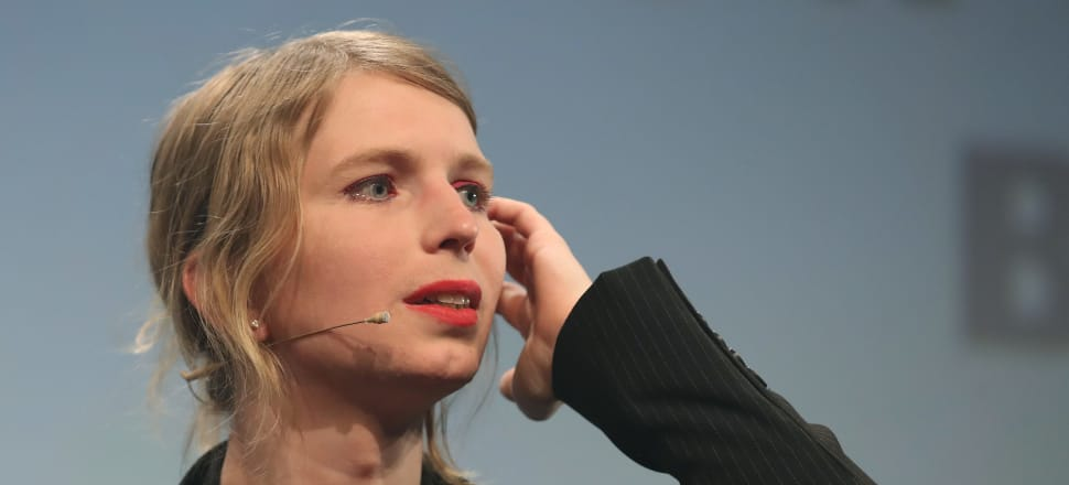 National's immigration spokesperson wants US whistleblower Chelsea Manning banned from entering New Zealand. Photo: Getty Images