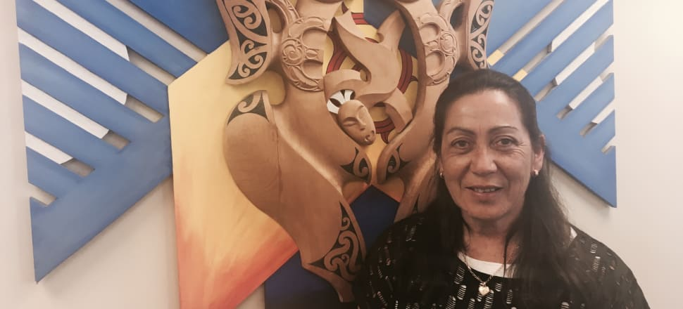 Turuki Healthcare's Vicky Maiava believes DHBs could better utilise a shared healthcare approach underpinned by the Whānau Thai software. Photo: Teuila Fuatai