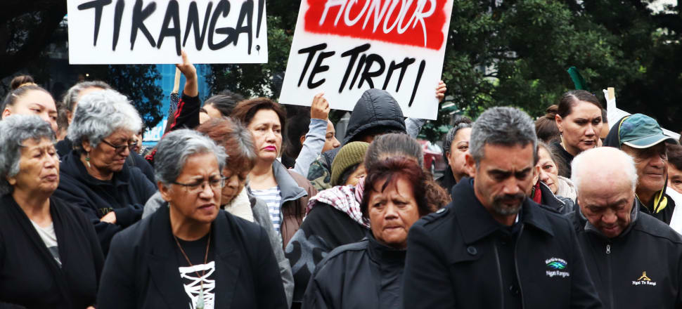 The colonial encounter between the settler emissaries of the British Crown and tangata whenua has been described as a clash of life-worlds. Photo: Lynn Grieveson