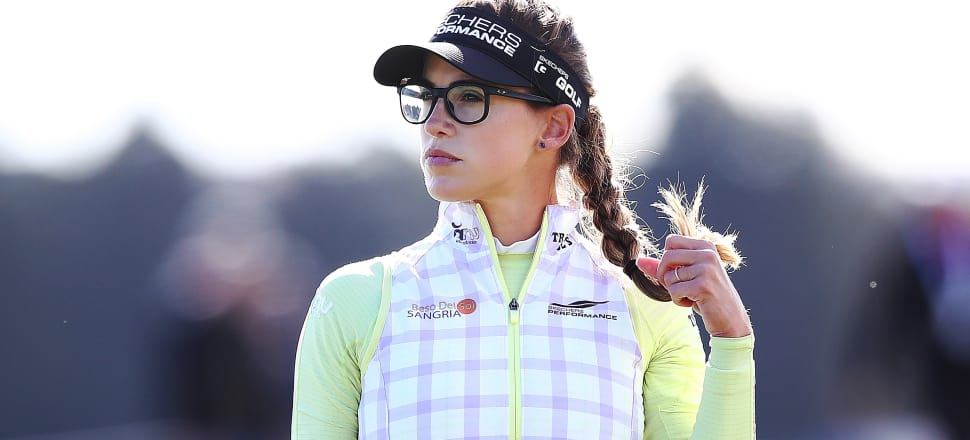 Belen Mozo had three great days in Auckland, but it didn't end well. Photo: Getty Images