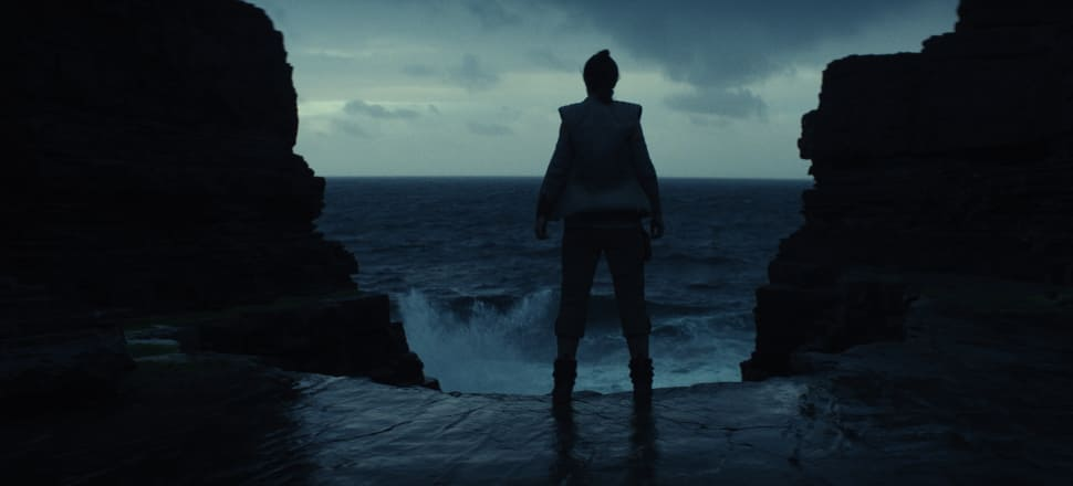 After the nostalgia bath of The Force Awakens, there was a lot of hope to deliver with The Last Jedi and it delivers on its promise. Photo: ©2017 Lucasfilm Ltd. All Rights Reserved.