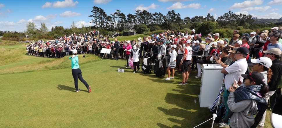 The announcement by the LPGA that they would not be supporting the MACKAYSON Women's Golf Open in Auckland next year came as a shock to the organisers and backers. Photo: Supplied