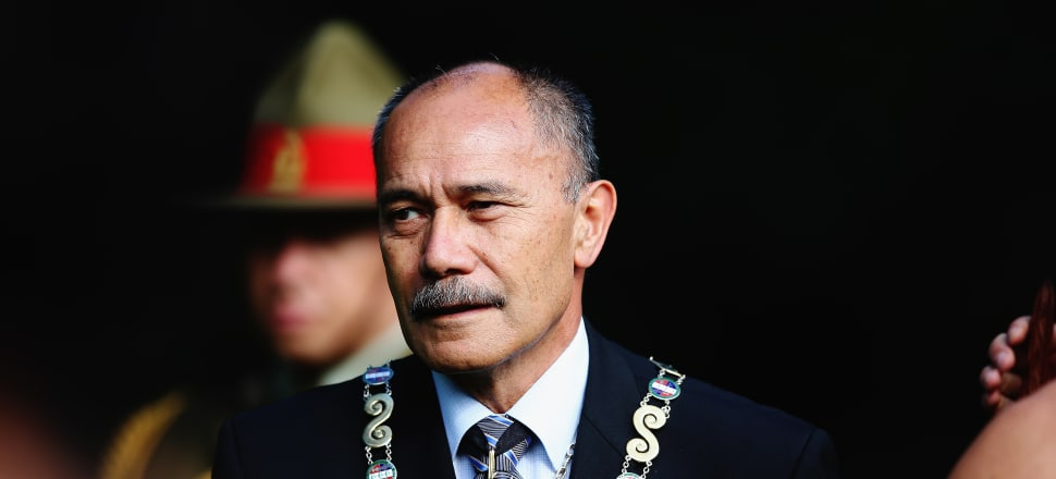 Retired Governor-General Sir Jerry Mateparae was Chief of the New Zealand Defence Force at the time of the 2010 SAS raid. Photo: Getty Images