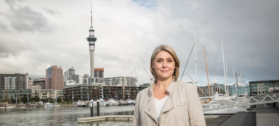 Dellwyn Stuart, CEO of the Auckland Foundation and founder of the Women's Fund says there is no better time to make change for women. Photo: Michael Bradley/Auckland Foundation