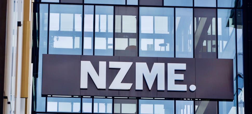 The NZME Herald building in Auckland. Photo: John Sefton