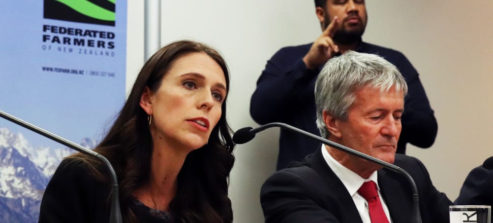 Damien O'Connor's approach to animals is not compatible with Jacinda Ardern's compassionate brand. Photo: Lynn Grieveson
