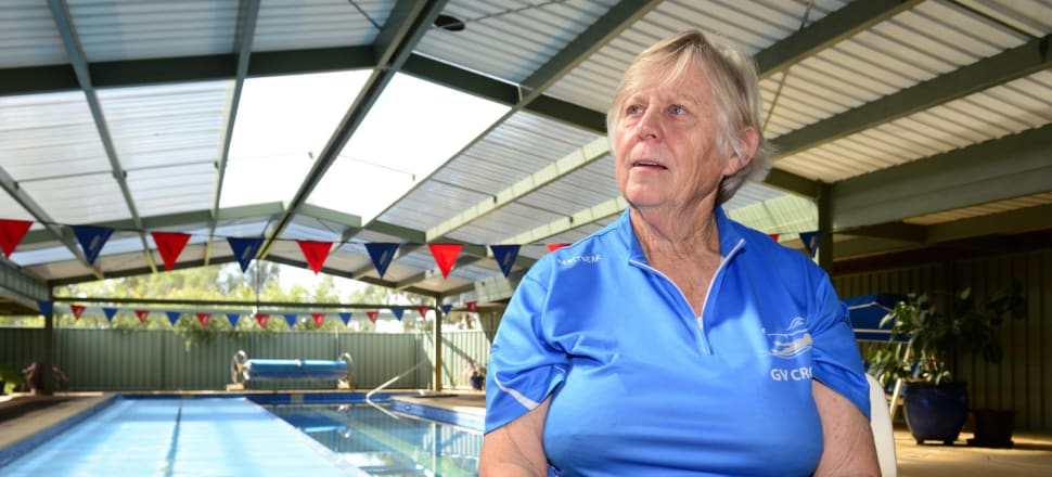Lifetime of dedication for Shepparton swimming coach