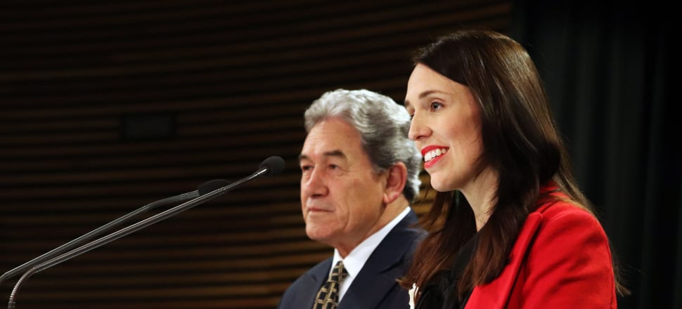 Prime Minister Jacinda Ardern and Foreign Affairs Minister Winston Peters have both backed Newsroom journalists detained in Fiji - although Peters has questioned the circumstances of their arrest. Photo: Lynn Grieveson