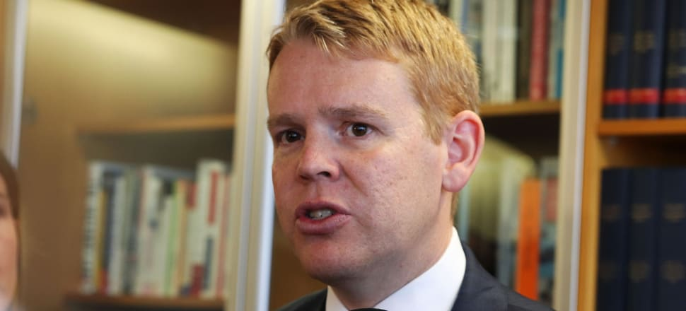 """Education Minister Chris Hipkins says some ITOs have been """"misleading"""" in their messaging, and have not constructively engaged throughout the consultation process. Photo: Lynn Grieveson."""