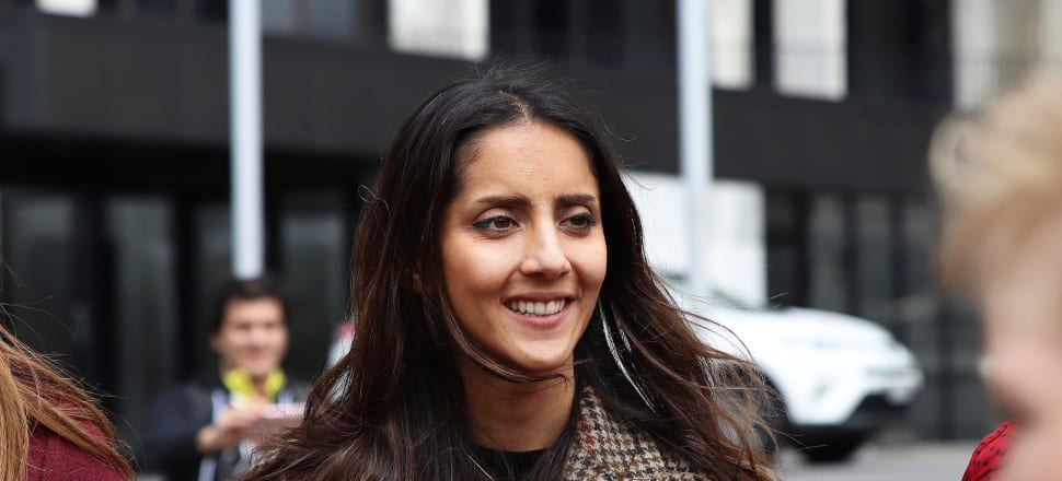 Green MP Golriz Ghahraman is calling for hate speech laws to change in the wake of the Christchurch terror attack. Photo: Lynn Grieveson