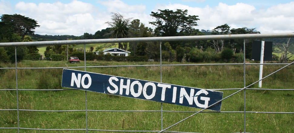 Parliament last week introduced legislation to prohibit broad classes of firearms under an expedited legislative process. Photo: Lynn Grieveson