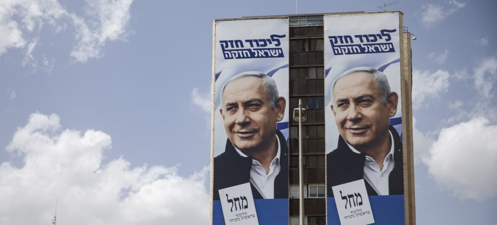 The elections have great importance on the political future of Israeli Prime Minister Benjamin Netanyahu. Photo: Getty Images