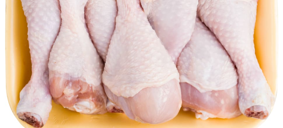 Most fresh chicken has campylobacter bacteria. Photo: Getty Images