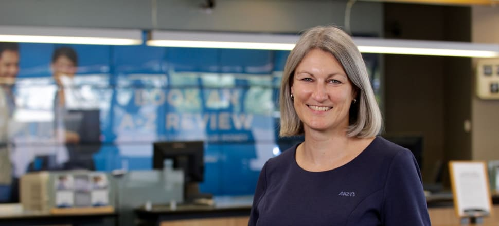 ANZ's Antonia Watson says the idea of building sustainably is not mainstream in New Zealand yet. Photo: Supplied.
