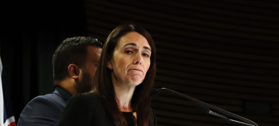 Jacinda Ardern copied John Key's tactic of ruling out a policy for a generation to remove it from the political debate. Photo: Lynn Grieveson