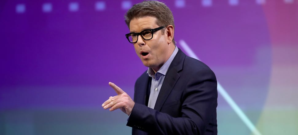 John Campbell is heading back into a studio chair full time Photo: Getty Images